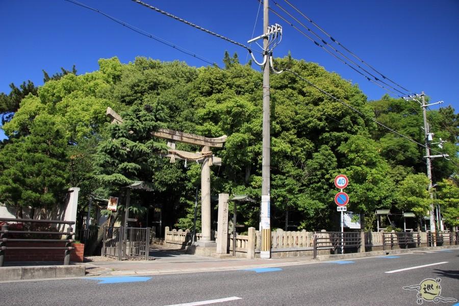 大鳥羽衣濱神社