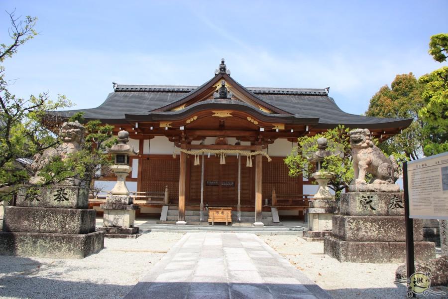 菅生神社 堺市 美原区