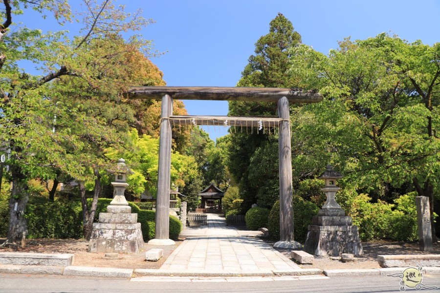 木嶋坐天照御魂神社(蚕の社)
