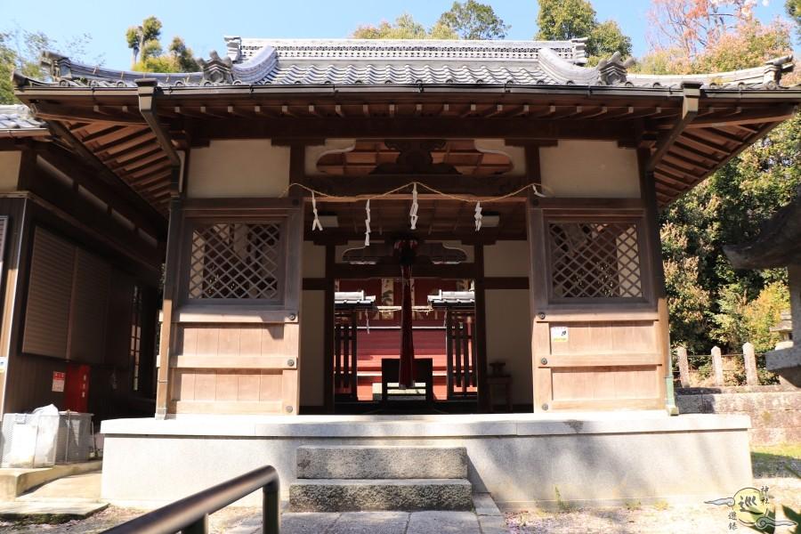 松井天神社