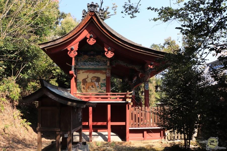 松井天神社 本殿