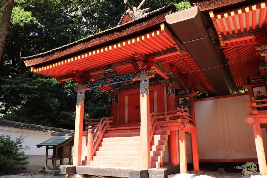 博西神社 本殿