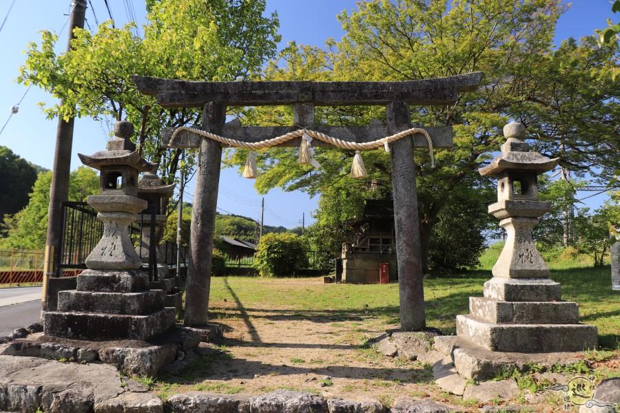 大倉姫神社 御所市古瀬
