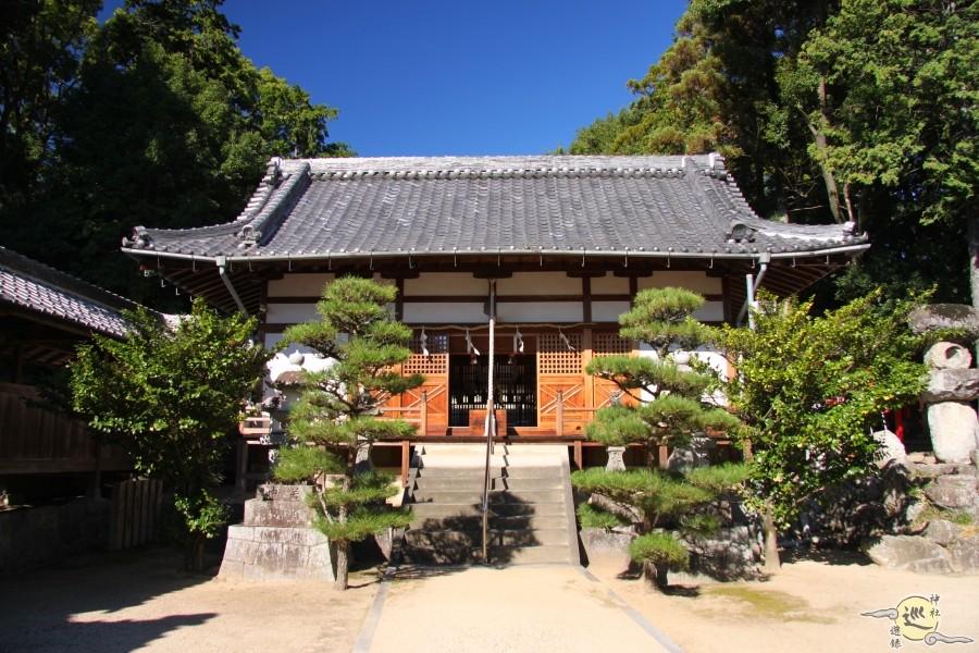 鴨山口神社