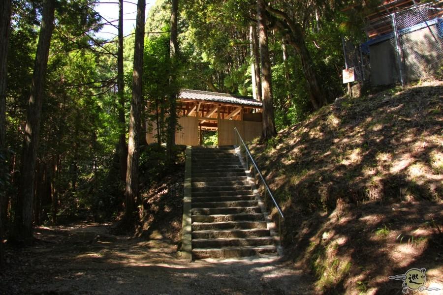 葛木水分神社