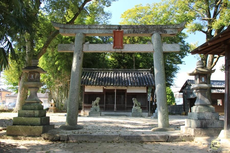 鏡作麻気神社