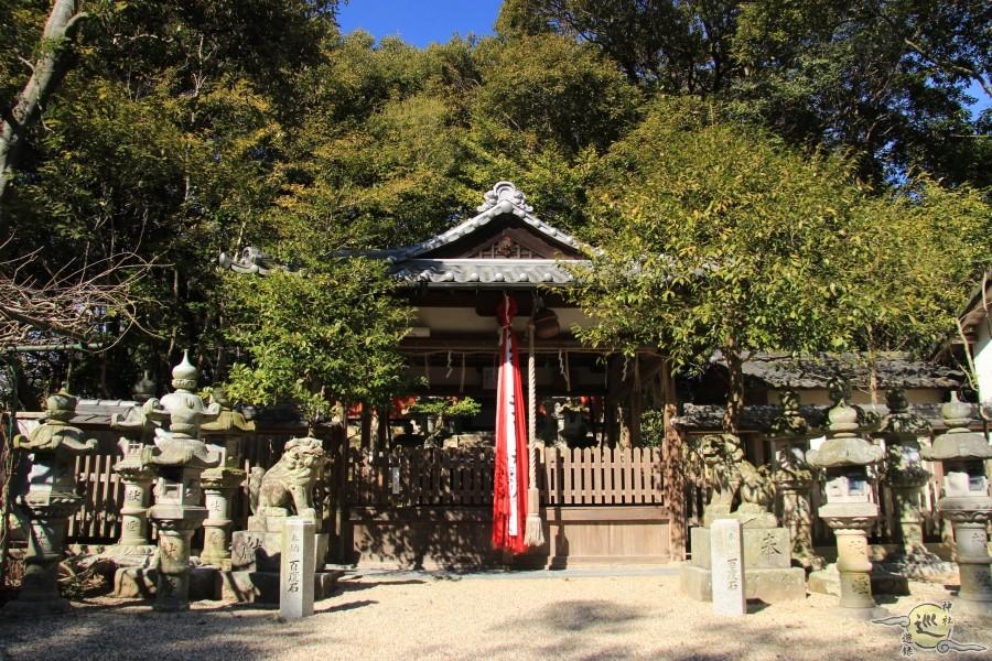 添御県坐神社 歌姫町