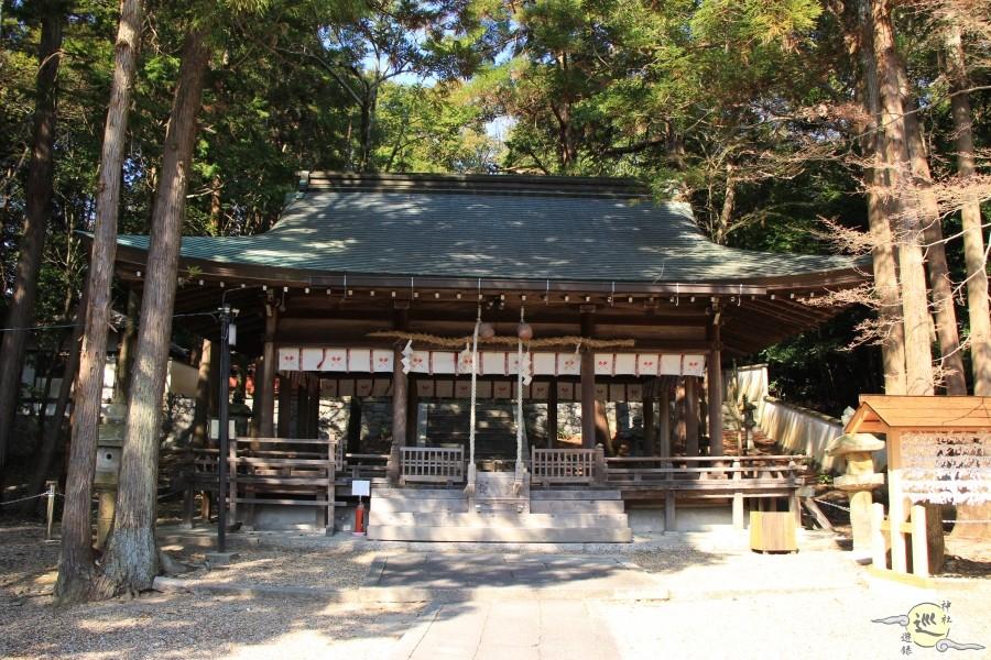 矢田坐久志玉比古神社