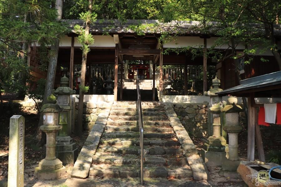 御前原石立命神社