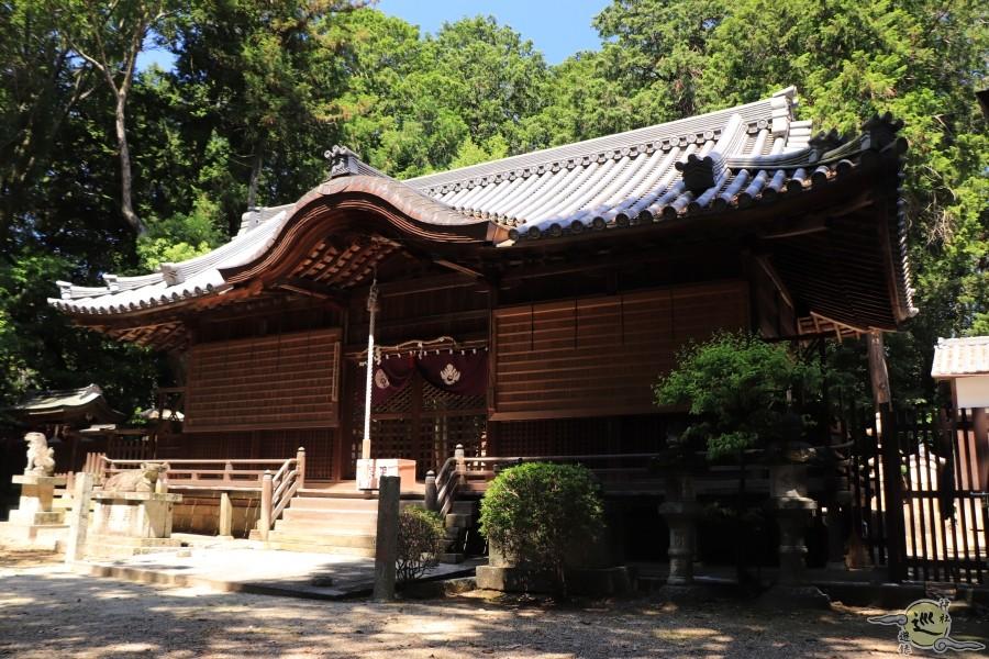 櫟本町 和爾下神社