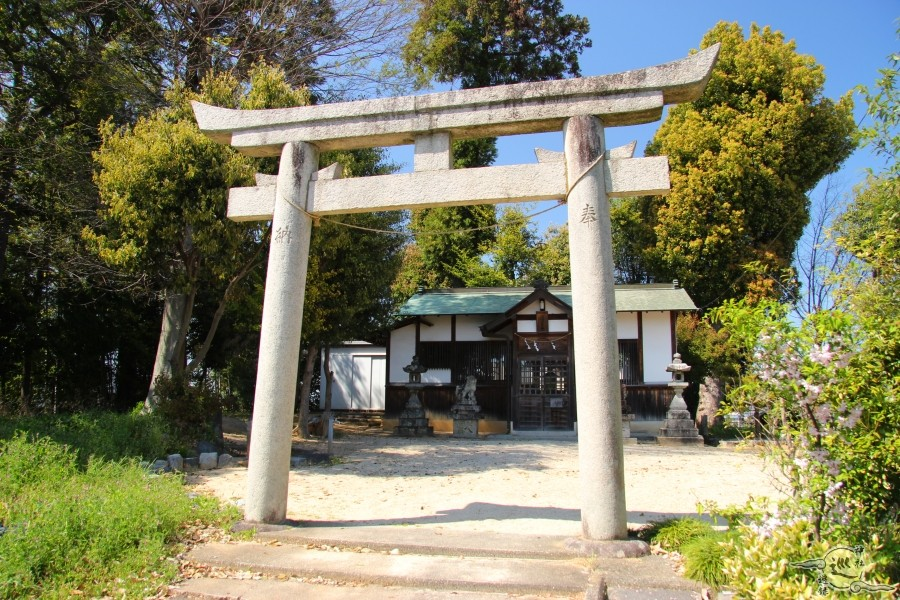軽樹村坐神社
