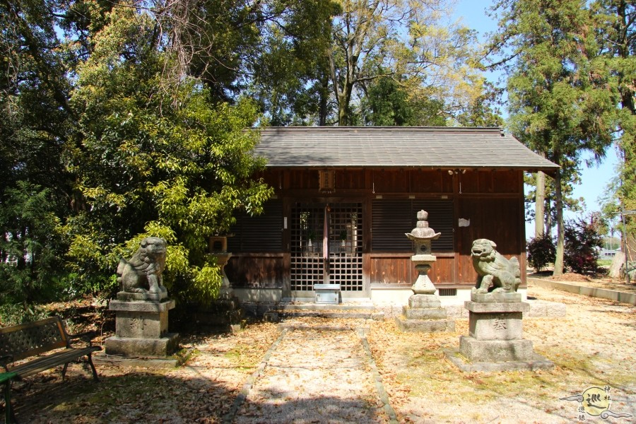 稲代坐神社