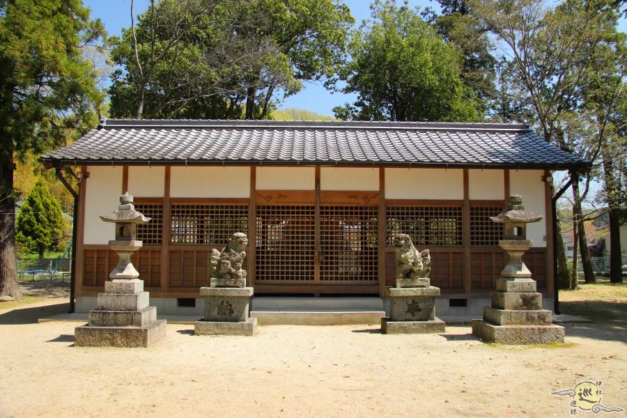天津石門別神社