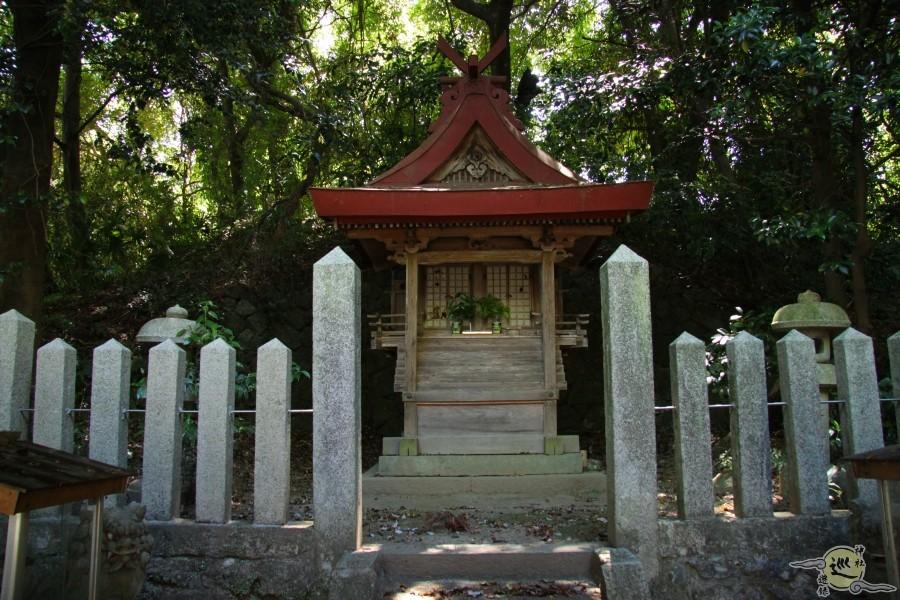 明日香村阪田 葛神社