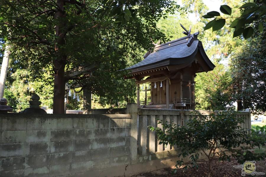 馬立伊勢部田中神社