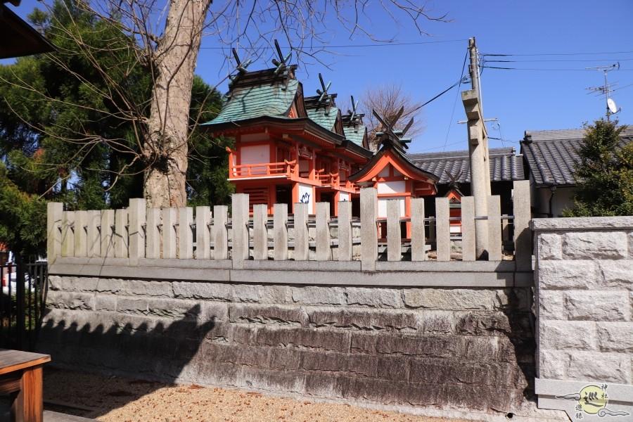 春日神社 千代