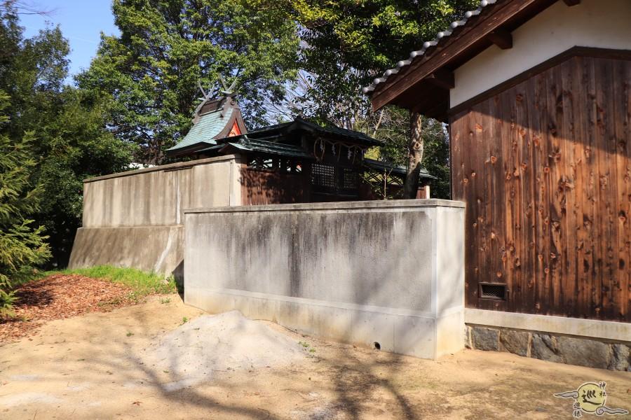 竹田神社 本殿
