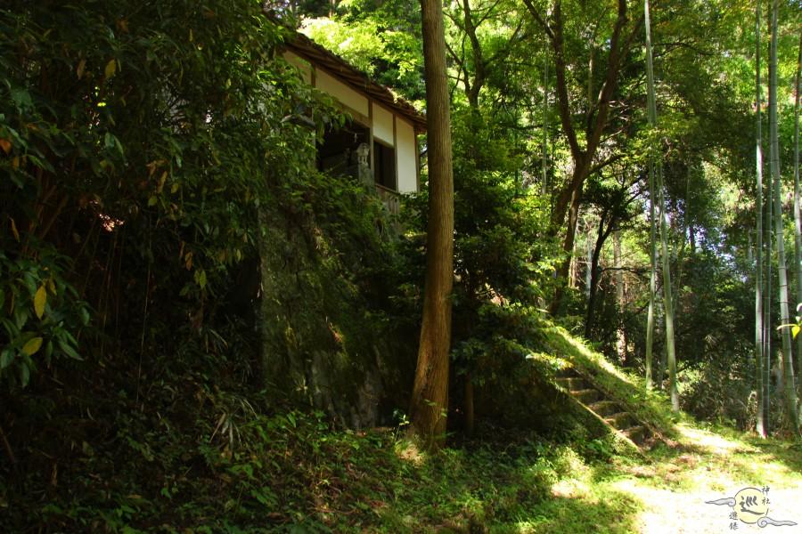 神明神社 桜井市 下居