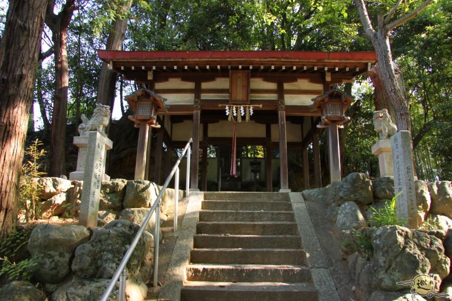 石寸山口神社