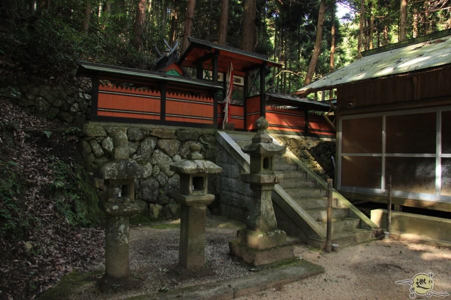 丹生神社 入谷
