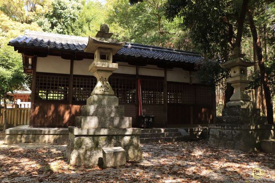 山辺御県坐神社 別所町
