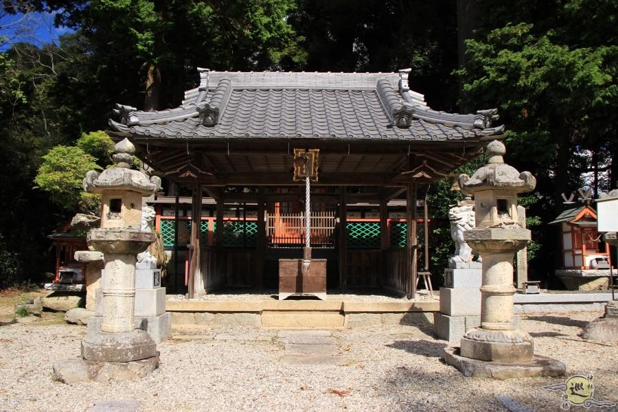 山添村 春日神社