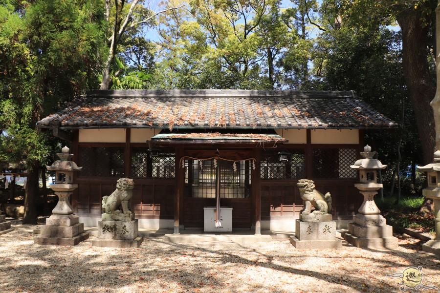 八剣神社 天理市 田井庄町