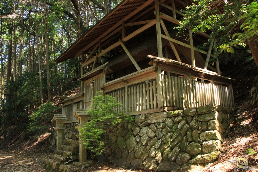 川上鹿塩神社