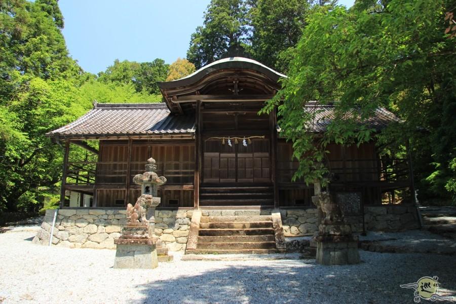 吉野山口神社 高鉾神社