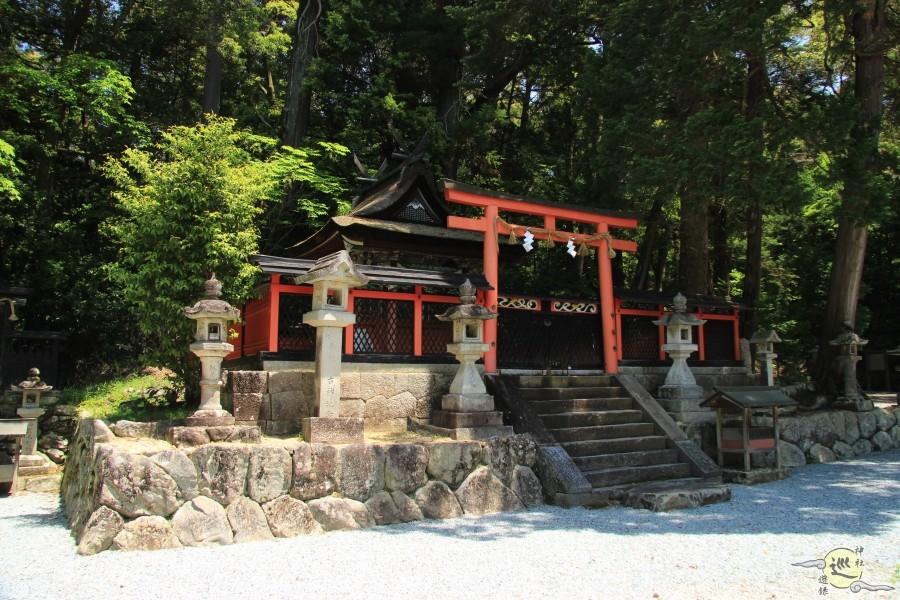 吉野山口神社